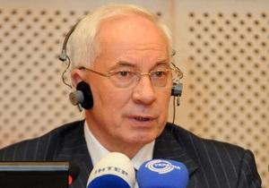 Азаров: Лучше проиграть выборы, чем дать повод сомневаться в демократии