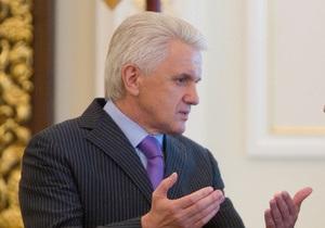 Батьківщина: Подписав языковой закон, Литвин стал соучастником преступления