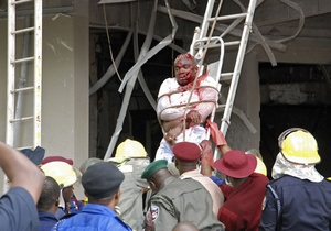 Нигерийская исламская группировка взяла на себя ответственность за теракт в здании ООН