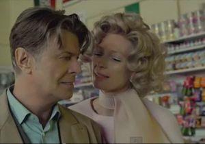 В новом клипе Дэвида Боуи в стиле триллер снялась Тильда Суинтон