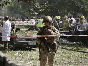 Взрыв у штаба НАТО в Кабуле: число раненых превысило 90 человек
