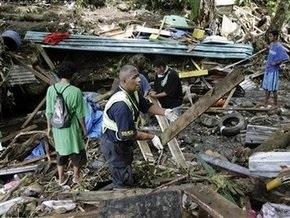 Жертвами цунами на Самоа стали 150 человек