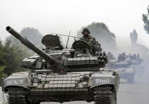 С границы Южной Осетии и Грузии поступают противоречивые данные о колонне военной техники