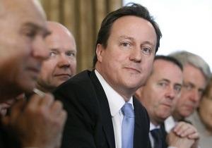 Новый британский премьер нанесет первый зарубежный визит в Париж