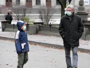 Фотогалерея: Украина. Эпидемия