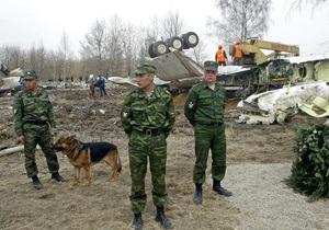Польша попросила Россию объяснить замену ламп на ВПП аэродрома после крушения Ту-154