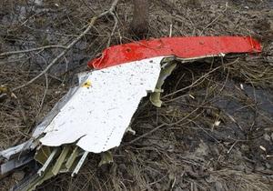 Крушение польского Ту-154: версии и свидетельства очевидцев