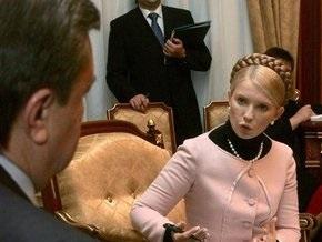 Сегодня: Янукович и Тимошенко согласовали кандидатуру спикера