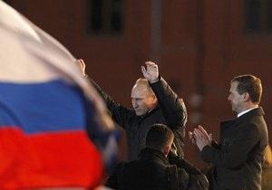 Путин не был удивлен своими результатами на выборах