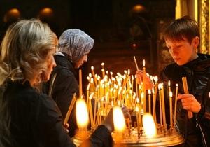 Опрос: Больше всего украинцы доверяют церкви
