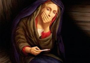 Рождество реально: В Новой Зеландии Деву Марию изобразили с тестом на беременность
