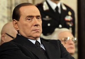 В 2013 году Берлускони планирует выдвинуть свою кандидатуру на премьерский пост