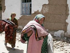 В Таджикистане частично восстановили электроснабжение