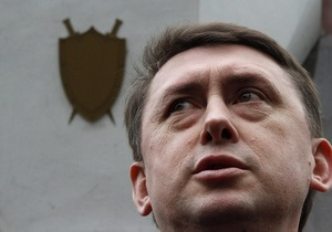Дело Гонгадзе - СБУ передала обвинительный акт против Мельниченко по делу о разглашении гостайны в Генпрокуратуру