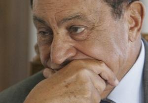 Президент Египта отправил в отставку правительство (обновлено)