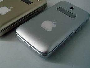 Китайцы подделали iPhone