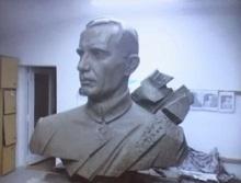 В Ивано-Франковске открыли памятник основателю ОУН