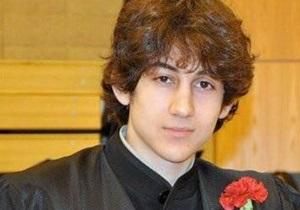 Джохар Царнаев заявил о непричастности вдовы брата к бостонскому теракту