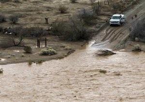 Из-за ливней и паводков в Боливии объявлено чрезвычайное положение