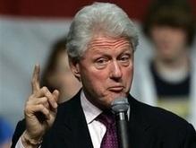 Биллу Клинтону посоветовали заткнуться