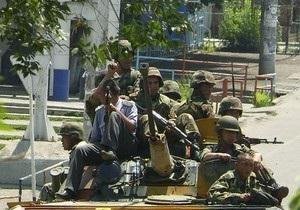 Минобороны Кыргызстана мобилизует всех военнообязанных до 50 лет (обновлено)