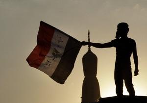 Военный совет Египта призвал к диалогу. Правительство спасения может возглавить экс-глава МАГАТЭ