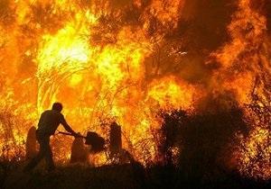 Пожары - ГЧС - Спасатели - В результате пожара в Житомирской области погибло двое мужчин