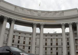 МИД Украины: Высказывания Лукашенко беспрецедентно некорректны