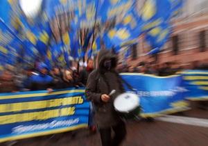НГ: Украинский национализм набирает силу