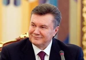 Регионал: Два года упорного труда Януковича принесли первые результаты