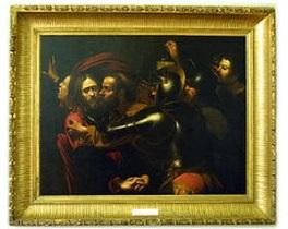 Украденная из Одесского музея картина Караваджо обнаружена на московском аукционе