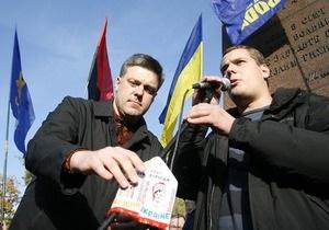 Newsweek Polska: Украинские националисты хотят отнять у поляков Подкарпатье