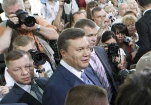 Луценко: Охрану Януковича усилили до 170 человек
