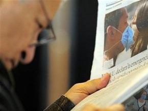 Первый случай заболевания A/H1N1 зафиксирован в Ливии