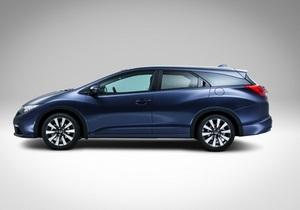 Совсем другой Civic. Honda выпустит новый универсал