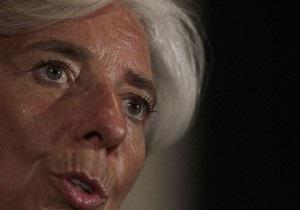 Лагард: МВФ нуждается в реформах