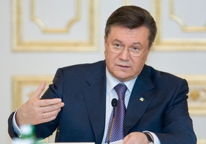 Янукович уверен, что договорится с Россией по газу