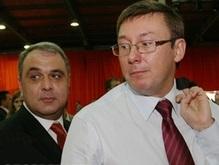 Луценко: Пока никто не имеет права заявлять о виновности или невиновности Жвании