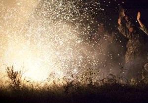 СМИ: В Харькове в День Победы от фейерверка пострадали десятки людей