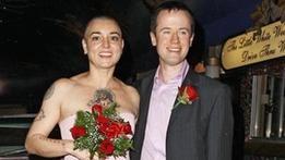Шинейд О Коннор развелась через 16 дней после свадьбы