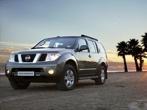 Специальное предложение на Nissan Pathfinder и Nissan Murano