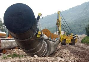 Янукович, ЕС - Еврокомиссар отверг критику Януковича по поводу строительства обходных газопроводов