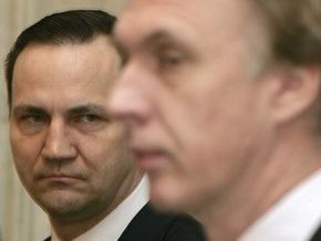 Глава МИД Польши считает  отдаленной перспективой  вступление Украины в НАТО