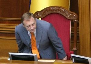 У Лавриновича большие шансы занять место Литвина