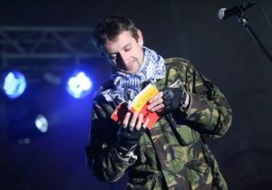 Украинские писатели устроят Януковичу пикет в Берлине