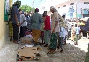 Взрывы близ мечети в столице Сомали унесли жизни 30 человек