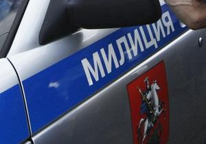 В Подмосковье взорвали автомобиль полицейского