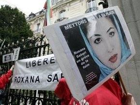 Иранский суд рассмотрел апелляцию журналистки, приговоренной к восьми годам тюрьмы