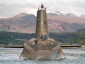 Британия рассекретила данные об утечках радиации на атомных субмаринах