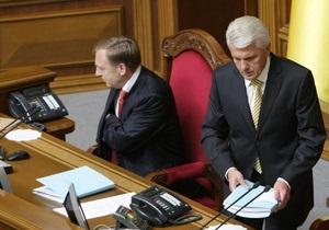 Рада отказалась рассматривать изменения к закону о выборах